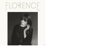 florence and the machine how big how blue how beautiful cd + booklet