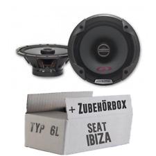 2002-2008 6L HIFONICS Front//Heck Lautsprecher-Set Kompo für SEAT Ibiza