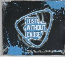 (BW514) Lost Without Cause, Write Your Own Ending - sealed CD