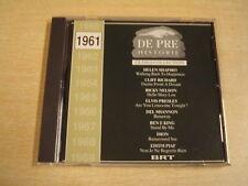 CD DE PRE HISTORIE / OLDIES COLLECTION 1961