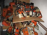 MAJOR BRAND CHAINSAW SAW REBUILD SERVICE - MS290 MS390 020AV MS200T 031 036 ETC