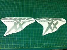CBR 1100XX  XX Super Blackbird Restoration Replacement decals sticker graphics