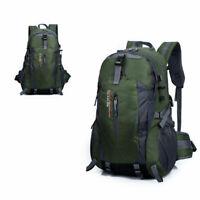 40L Travel Hiking Trekking Camping Backpack Rucksack Bag Mountaineering Pack