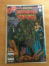 Swamp Thing 46 - High Grade Comic Book - B34-87