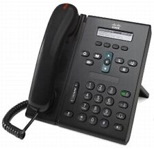 Cp-6921-c-k9 - Cisco 6921 Two Line Unified IP Phone Charcoal Standard Handset