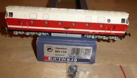 Gützold 33200 H0 Diesellok BR 119 111-3 DR Epoche 4 mit DSS+LED,OVP, BW Dresden