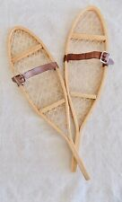 AMERICAN GIRL Kirsten Winter Pastimes Wood and Leather Snowshoes