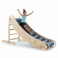 Sensory Roller Slide compatible with Climb System For Sensory Integration