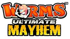 Worms Ultimate Mayhem PC Steam Gift Auto in 5 min.
