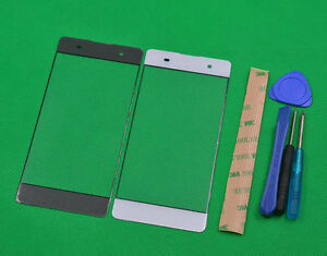 For Sony Xperia XA F3111 F3113 F3115 Front Screen Glass Lens Replacement Parts