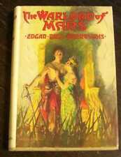BURROUGHS, EDGAR RICE The Warlord of Mars 1947