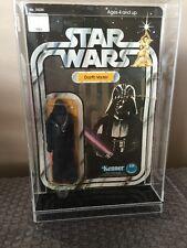 Vintage Kenner Star Wars 1978 Darth Vader 12 BACK-A Unpunched Acrylic Case