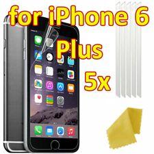iPhone 6 / 6 Plus Film Screen Protector Layer Screen GuardPlastic Pack of 5