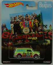Pop Culture Beatles Lonely hearts S Peppers Mini 1:64 Hot Wheels DLB45-956H