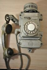 Vintage PHONE BUNKER MINE TA-200 Russian Soviet Union USSR