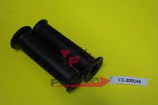 F3-2205048 Coppia manopole  Scarabeo 50 2T euro2 - 50 4T 4v - 100cc 4T diam.22