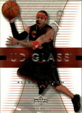 Cartes de basketball sur Allen Iverson