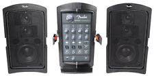 "FENDER PASSPORT CONFERENCE Powered Portable 5.25"" PA DJ Speaker System w/Mixer"