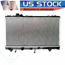New Aluminum Radiator Fits CU1750 for Toyota 95-97 Tercel 96-99 Paseo 1.5L L4