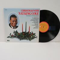 Nat King Cole - Christmas With 1973  Vinyl LP Stereo