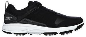 Skechers Go Golf Torque Twist Golf Shoes 54551BKW Black/White New