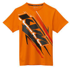 KTM T Shirt Big MX orange Gr. XS, Art.Nr. 3PW1556201