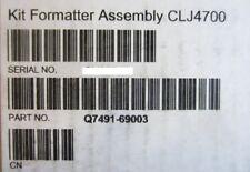 * NEW *  HP Formatter Assembly for  CLJ4700 LaserJet 4700 Q7491-69003