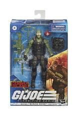 "G.I. Joe Classified Cobra Island Wayne ""Beach Head"" Sneeden Target Brown Eye"