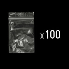 "Pro-Loc™ Grip Seal Clear Jewellery/Storage Bags 2.25""x3"" (57x76mm) PK100 (R27/1)"