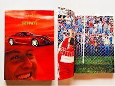 Ferrari annuario yearbook 2006 Michael Schumacher Felipe Massa Formula F1 corse
