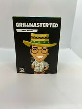 Grillmaster Ted Youtooz (Amazing Quality) (Lunch Club)