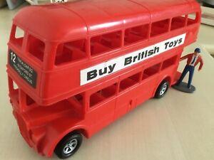Scalextric Digital Conversion Double Decker London Bus