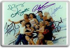 Beverly Hills 90210 Cast Autographed Preprint Signed Photo Fridge Magnet