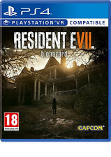 RESIDENT EVIL 7 BIOHAZARD PS4 BRAND NEW FAST DELIVERY!