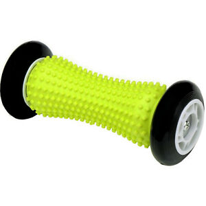 FOOT MASSAGE ROLLER MUSCLE STICK WRISTS FOREARMS EXERCISE MASSAGER PLANTAR FAS