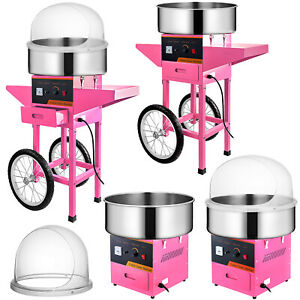 Electric Cotton Candy Machine Candy Sugar Floss Maker Machine Commercial DIY