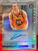 ALEN SMAILAGIC GOLDEN STATE 2019-20 ILLUSIONS ROOKIE SIGNS AUTOGRAPH SP HOT HOT!