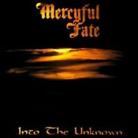 "MERCYFUL FATE ""INTO THE UNKNOWN"" CD NEW"