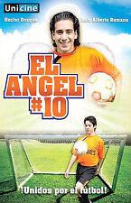 El Angel #10 DVD