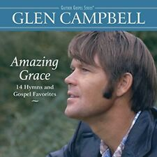Glen Campbell - Amazing Grace: 14 Hymns And Gospel Favorites [New CD]