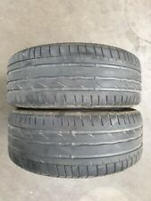 2x 245/45 R18 96Y Bridgestone ER300 * rsc runflat - 4,8mm Restprofil