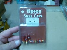 New Tipton Snap Caps for 32 Acp, pkg of 5