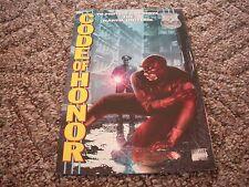 CODE OF HONOR #4 (1997 Series) Marvel Comics VF/NM