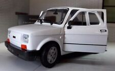 Artículos de automodelismo y aeromodelismo WELLY Fiat