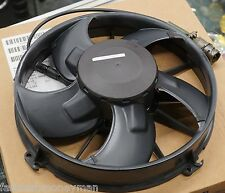 EBM PAPST 16-32 VOLT DC 13 INCH BRUSHLESS AXIAL FAN ENGINE A/C COOLING 12V 24V