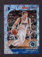 2019/20 NBA Hoops Premium Stock LUKA DONCIC Silver Scope Prizm SP Mint Mavericks