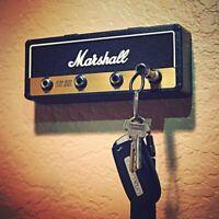 Keychain Holder Marshall Guitar Jack II Rack 2.0 Electric Amp Vintage JCM800