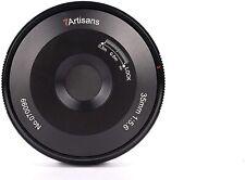7artisans 35mm F5.6 Full-frame Manual Pancake Lens For Sony E-mount Cameras