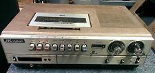 JVC HR-3300U Vid-Star VCR (w/ brand new dust cover, belts and service manual!)
