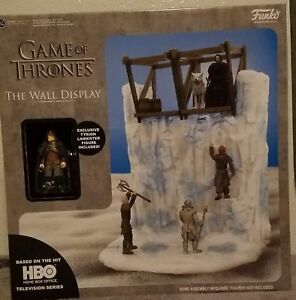 FUNKO ACTION FIGURE: GAME OF THRONES - WALL PLAYSET
